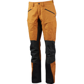 Lundhags Makke Pro Broek Dames, gold/charcoal
